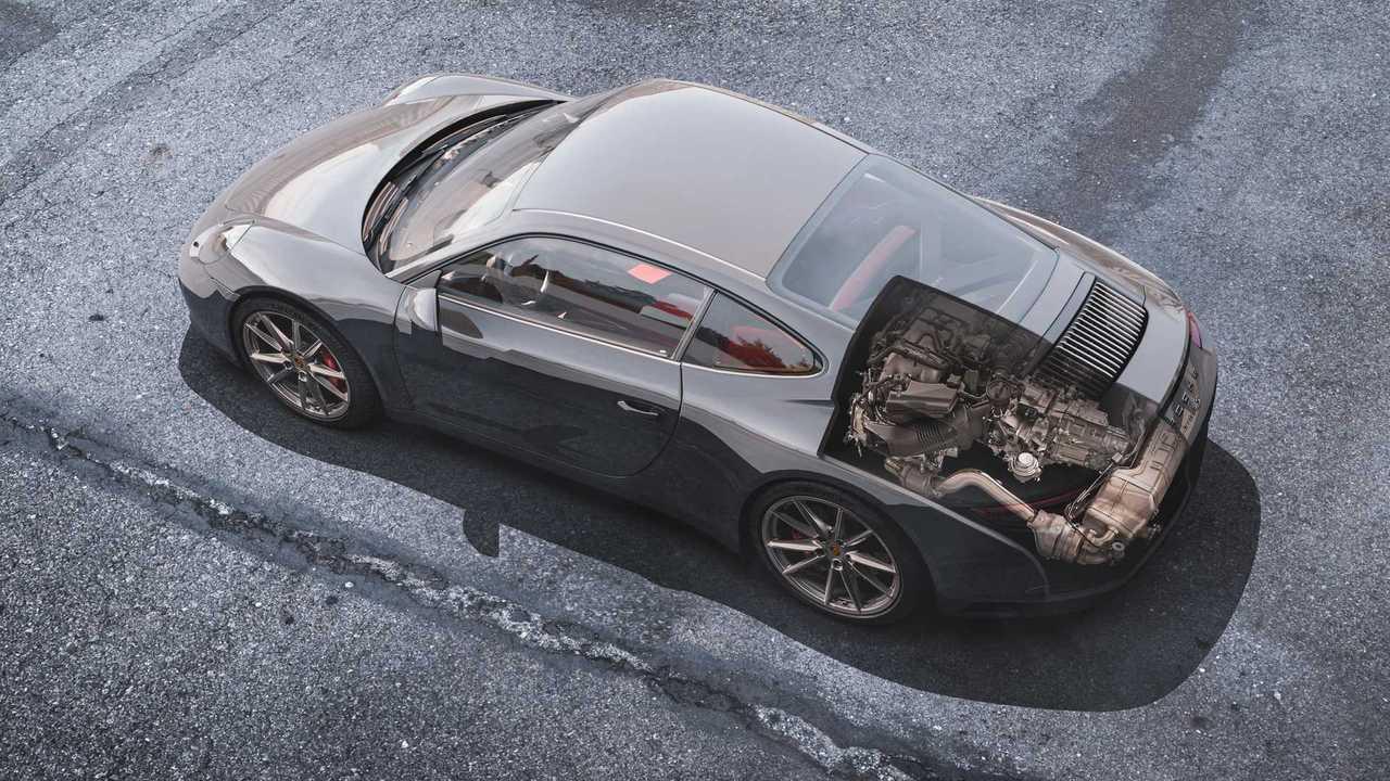 Porsche 911: Mid