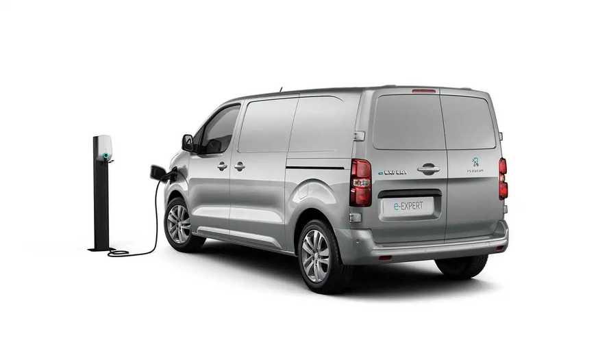 Peugeot e-Expert, il furgone elettrico da 300 km