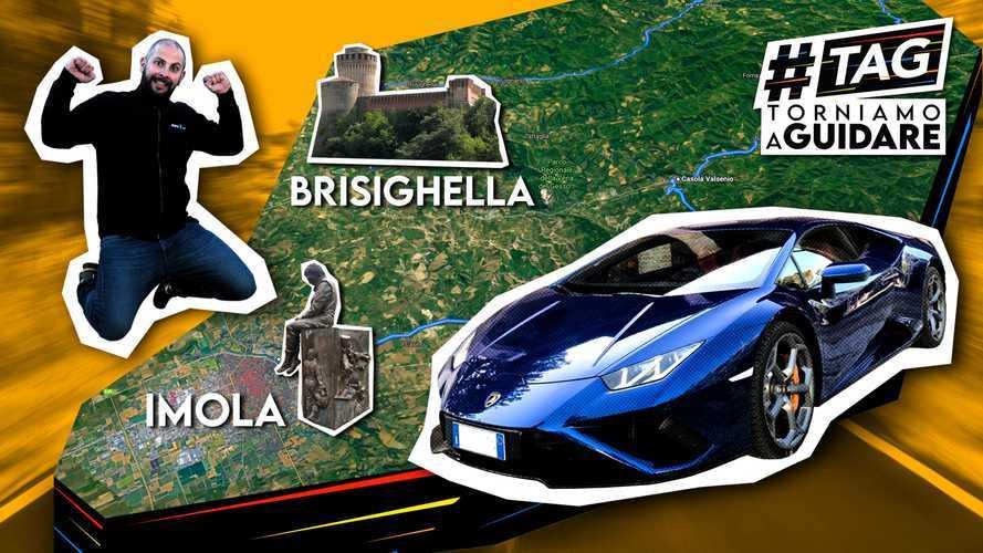 Torniamo A Guidare: in Lamborghini per la prima guidata!