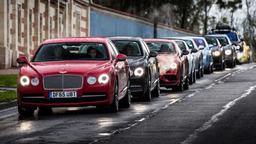 Bentley pronta a licenziare circa 1.000 dipendenti