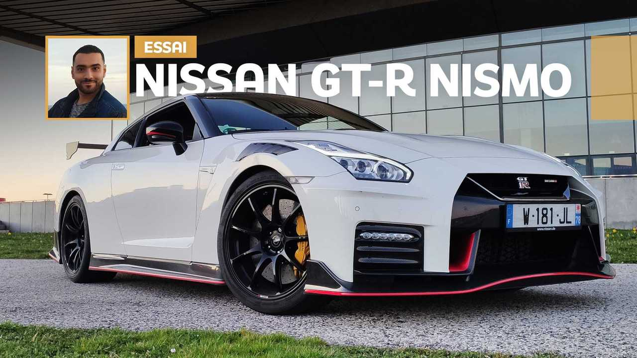 Nissan GT-R Nismo (2020)