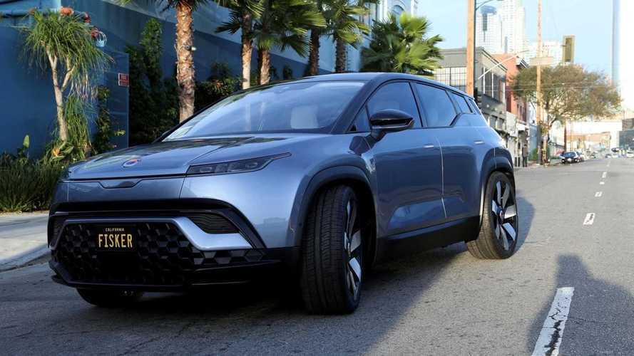 Fisker Ocean: SUV elétrico poderá usar plataforma MEB da Volkswagen