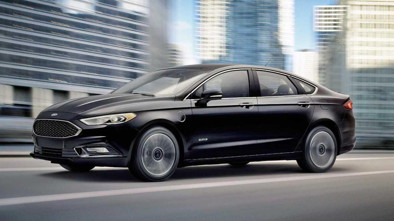 2. Ford Fusion Hybrid – 54.9%