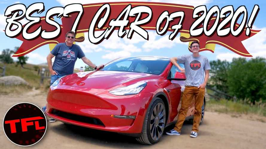 Yet Another Tesla Model Y Review That Calls It The Best Car Of The Year