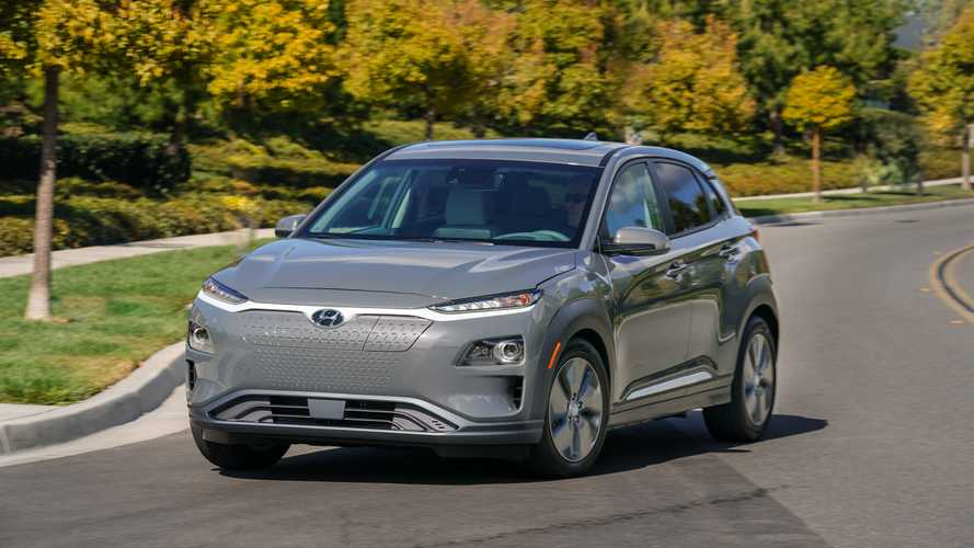Hyundai Plug-In Electric Car Sales Down In January 2021