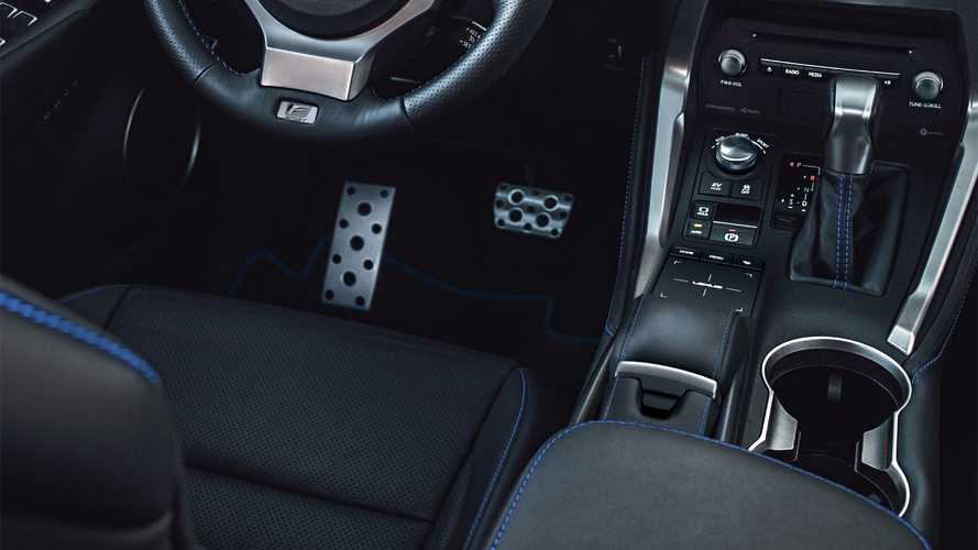 2021 Lexus NX Hybrid F Sport Black Line Edition