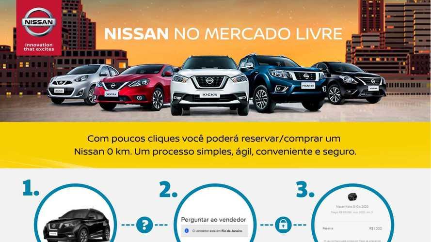 Loja Nissan - Mercado Livre