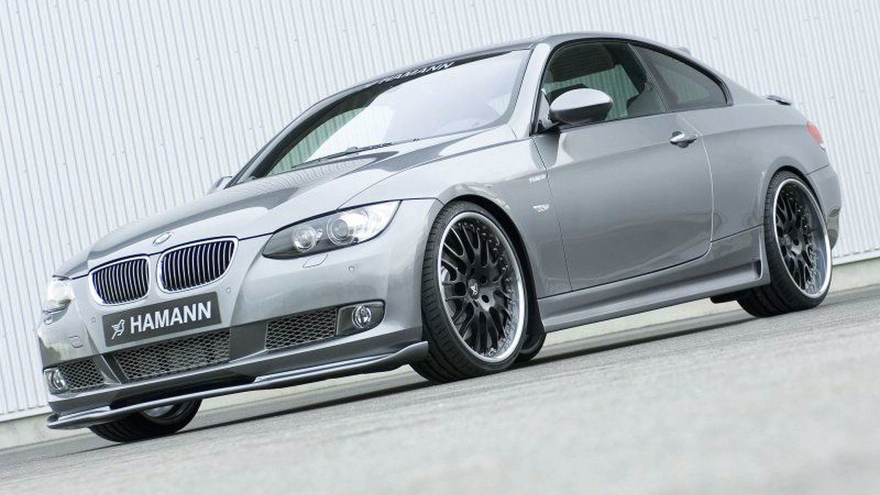Bmw 3 Series Coupe E92 By Hamann 114932