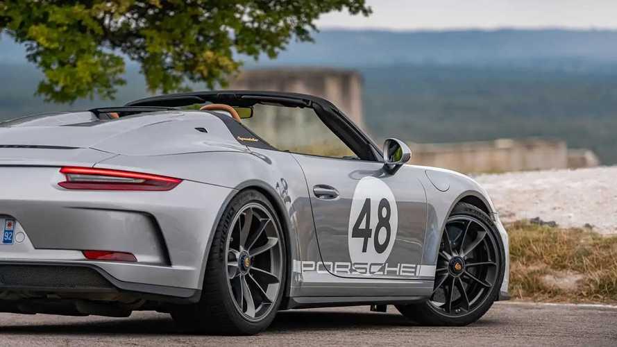 Essai Porsche 911 Speedster  2020
