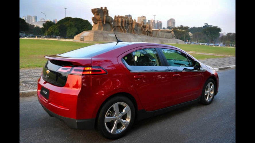 Chevrolet VoltXpedition: Expedição percorrerá cidades do Brasil a bordo do Volt