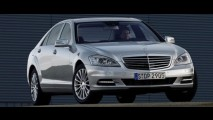 Mercedes apresenta novo S500 BlueEfficiency na Argentina