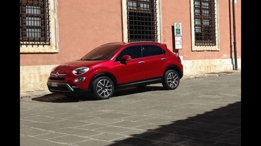 "Fiat 500X será ""versão feminina"" do Jeep Renegade, afirma analista"