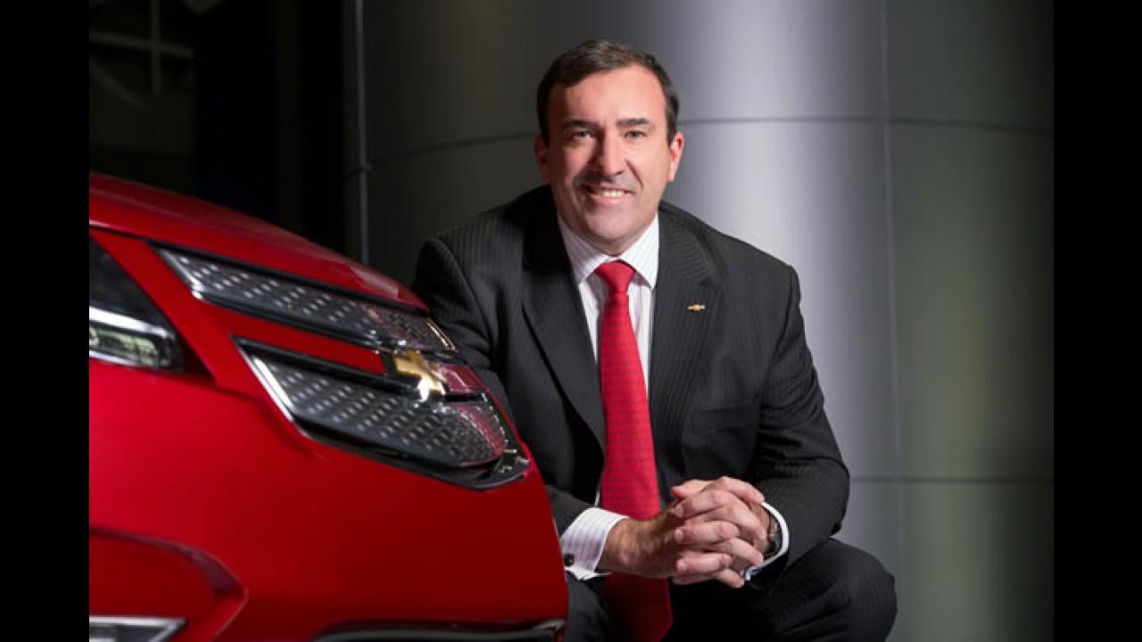 GM anuncia Alan Batey como chefe global da Chevrolet