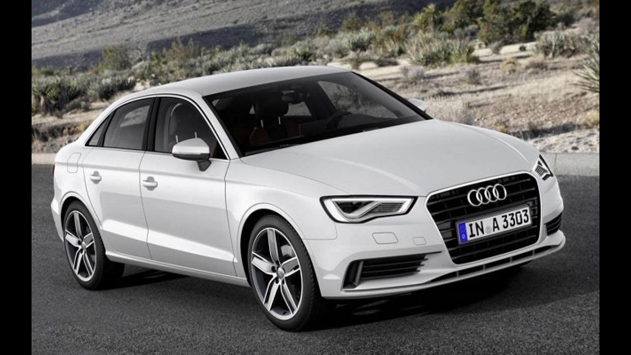 Grupo VW inaugura fábrica na China para produzir Golf e A3 Sedan