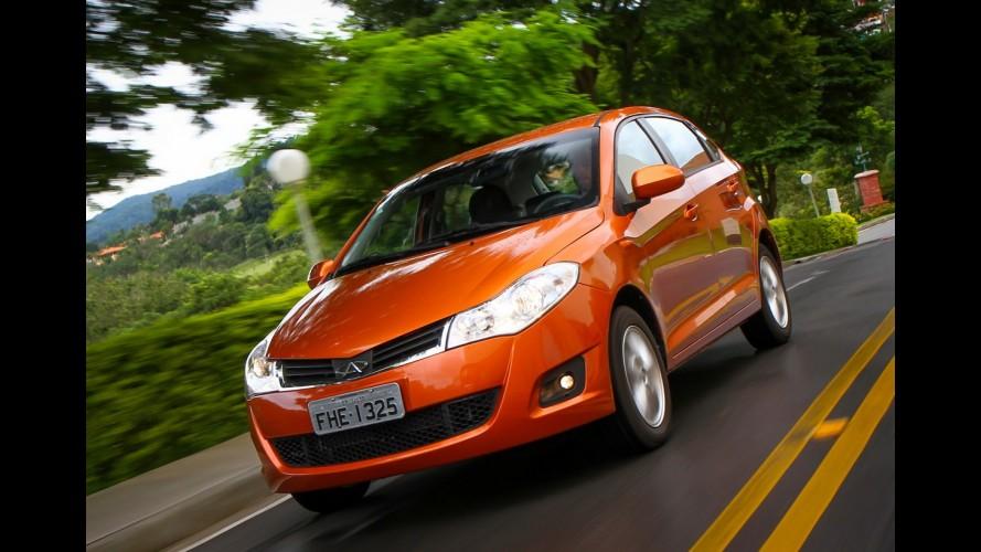 Chery inaugura fábrica no Brasil em julho e planeja vender 30 mil carros em 2014