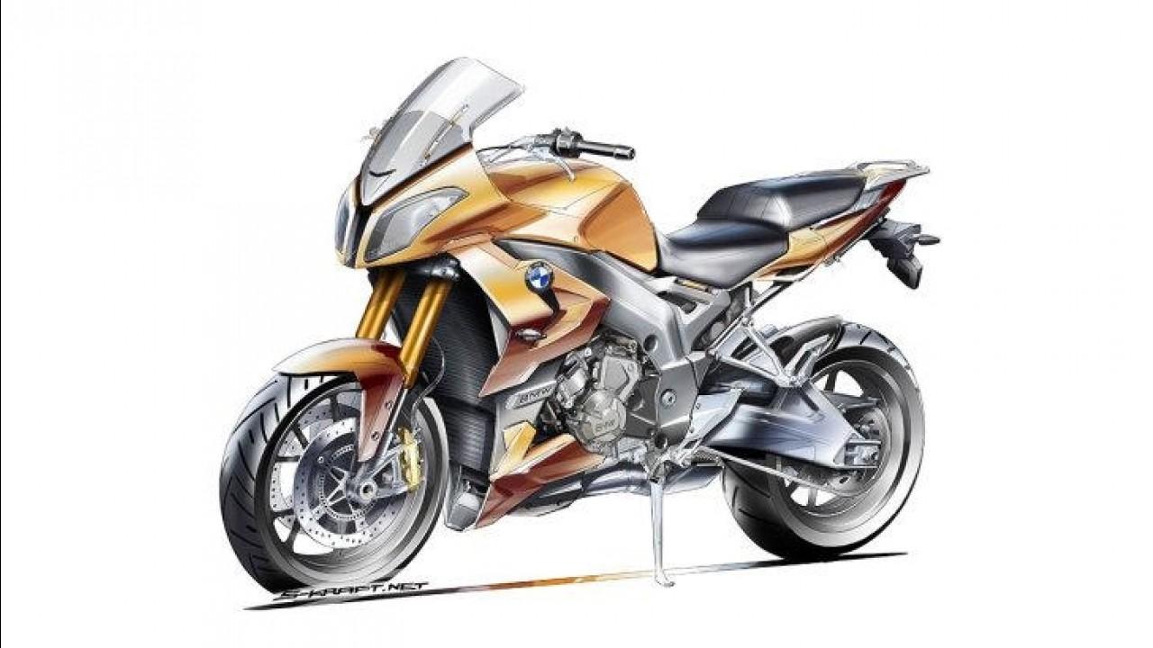 Segredo: BMW Motorrad prepara versão tourer da S1000 para 2015