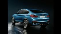 Galeria: conheça o BMW X4 Concept, que estreia em Xangai