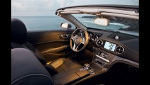 Conheça as primeiras imagens oficiais do novo Mercedes-Benz SL 63 AMG