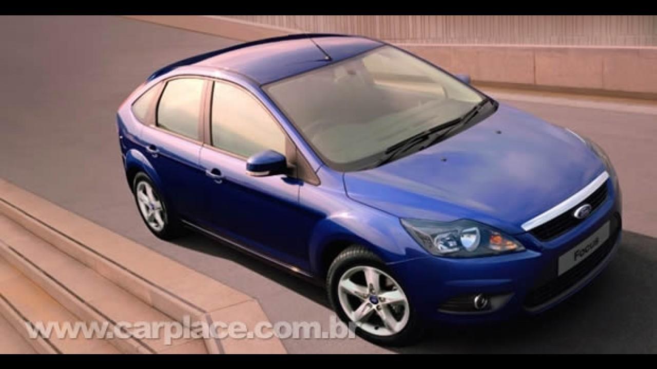 Bicombustível: Ford Focus com novo motor 1.6 Sigma Flex chega em junho por R$ 49mil