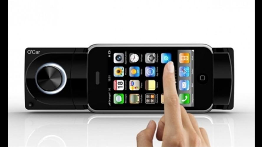 Som automotivo controlado 100% por iPhone chega ao Brasil