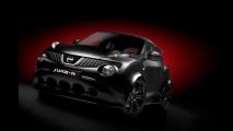 Nissan revela primeiras imagens e dados oficias do super crossover Juke-R