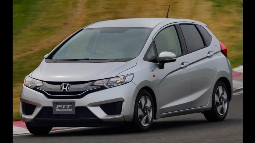 Falha no câmbio: Honda faz terceiro recall seguido para Fit e Vezel no Japão