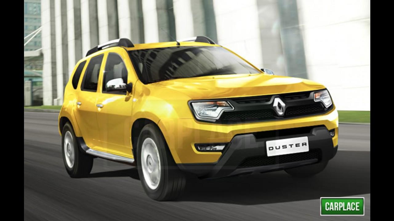 Dacia promete apresentar dois novos modelos no Salão de Genebra