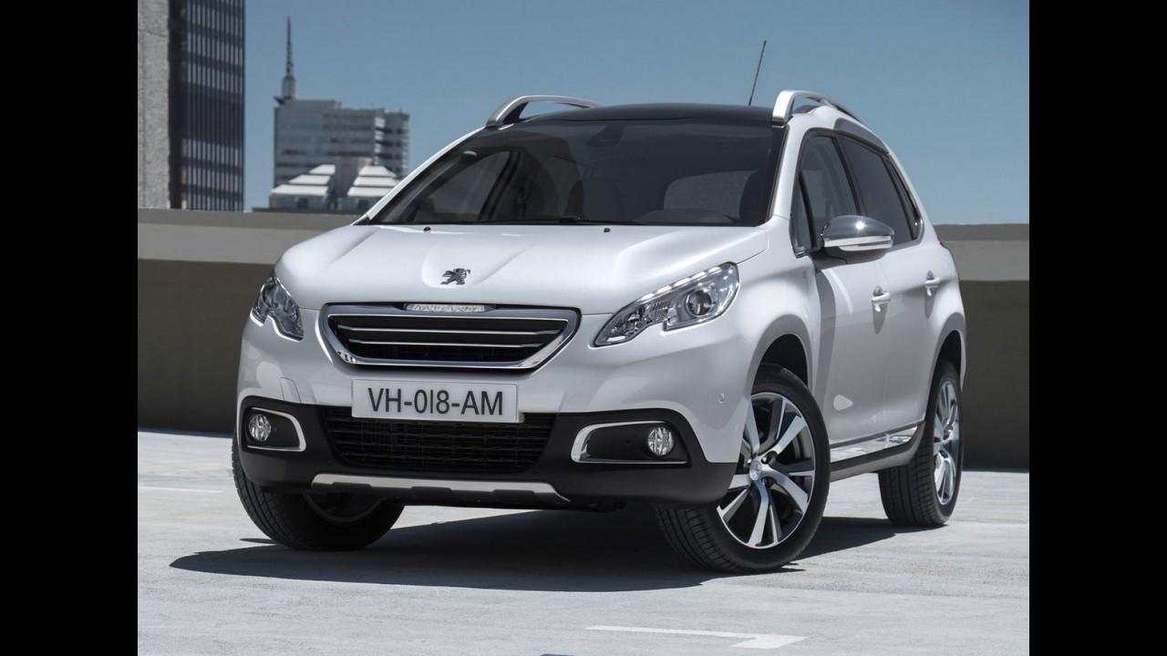 Peugeot descarta lançar perua do 208 e 2008 fica como opção familiar da linha