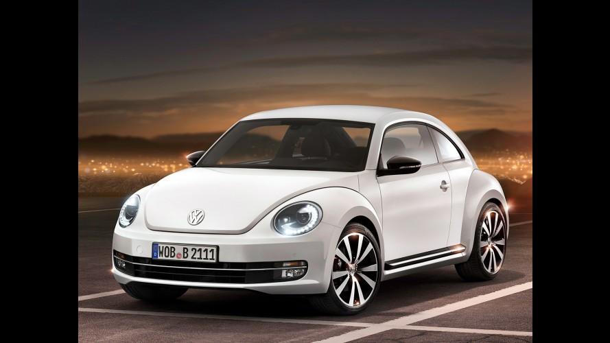 Volkswagen deverá adotar nome Fusca para nova geração do Beetle no Brasil