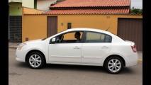 Garagem CARPLACE: Dirigindo o Nissan Sentra - Comportamento na cidade e na estrada