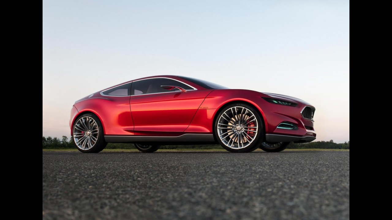 Bomba: Novo Ford Mustang poderá trocar estilo retrô por linhas modernas do Evos