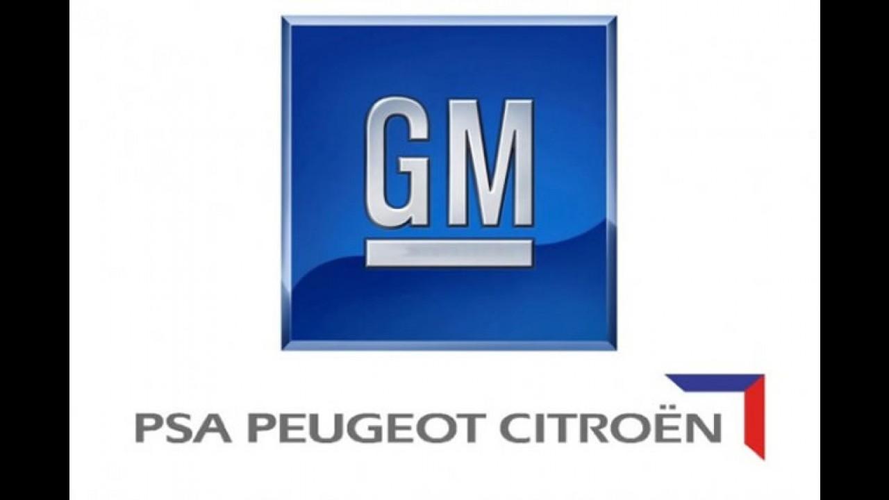 PSA Peugeot-Citroën e GM vão desenvolver dois carros em conjunto