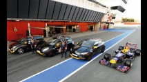 Renault Mégane RS também ganha edição Red Bull Racing