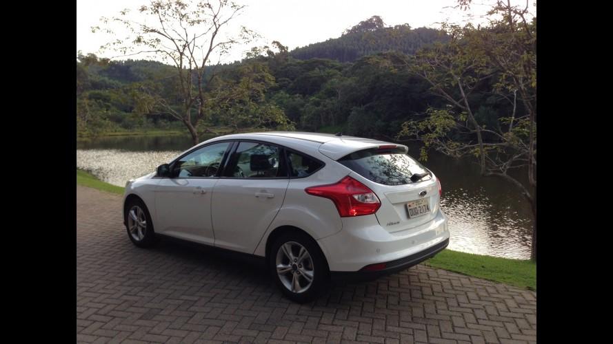 Novo Focus e Fiesta são destaques do mês na Argentina