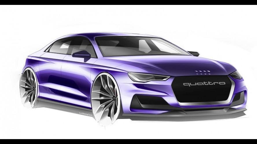Audi A9 Concept revelará nova linguagem visual em Los Angeles