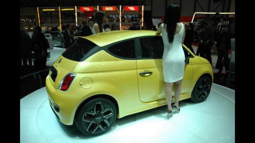 Fiat 500 ganha versão Coupé by Zagato
