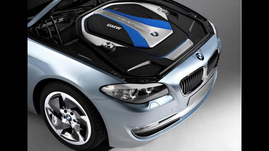 BMW confirma apresentação de novo híbrido em Xangai