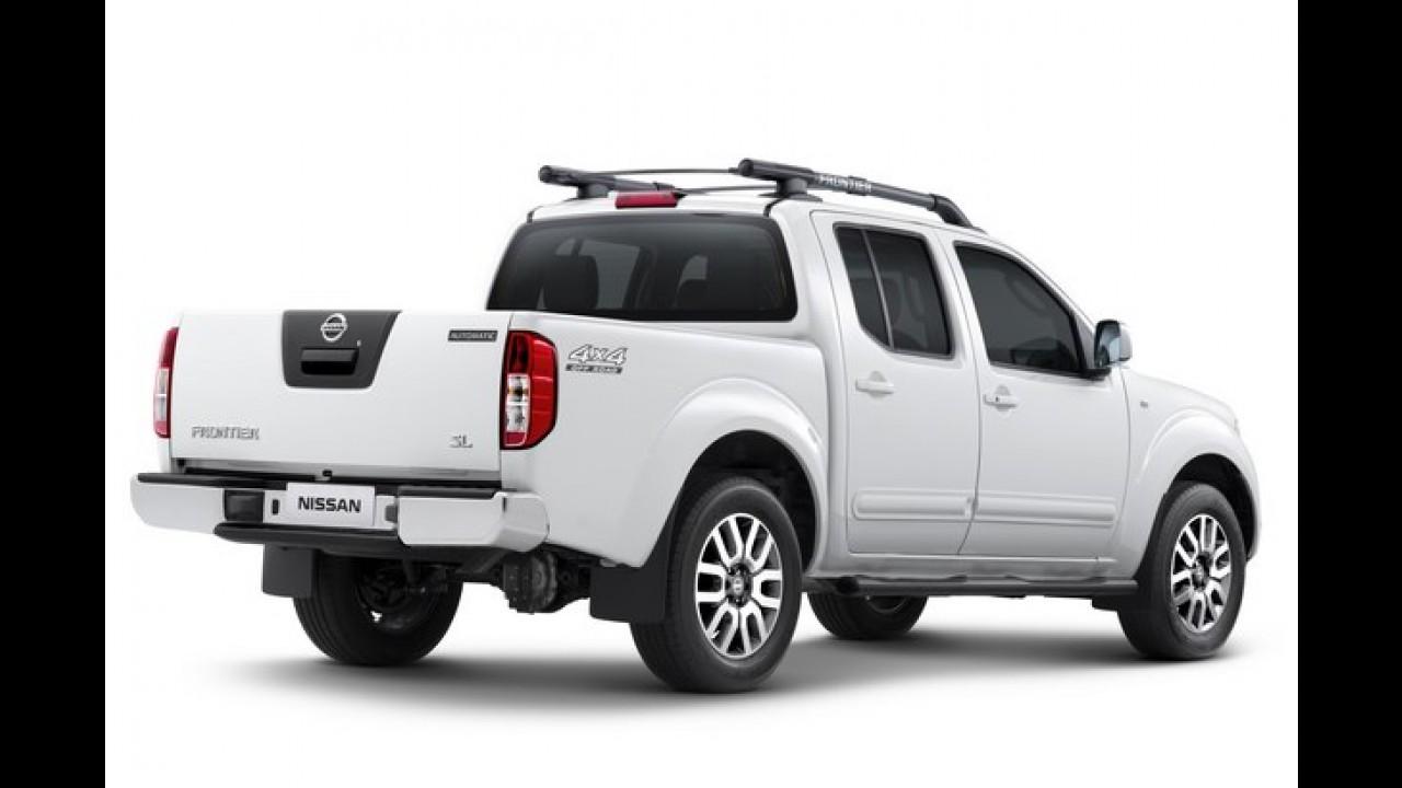 Nissan perde participação e recua para 2% do mercado em outubro