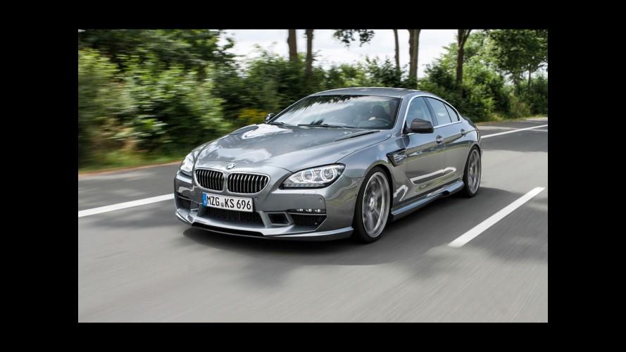 BMW Série 6 Grand Coupé recebe preparação da Kelleners Sport