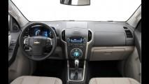 Volta rápida: Chevrolet Trailblazer LTZ 2.8 CTDI - Viatura de polícia nunca mais!