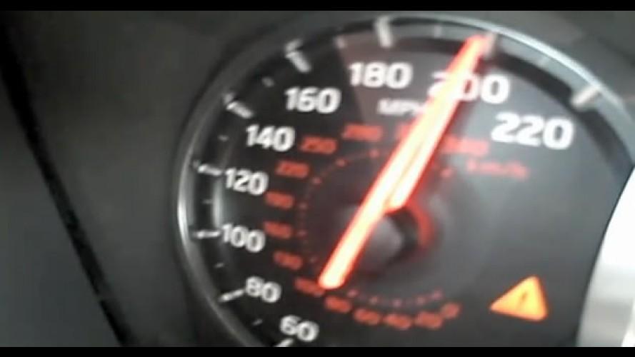 VÍDEO: Nissan GT-R Alpha 9 acelera de 0 a 96 km/h em 2.6 segundos