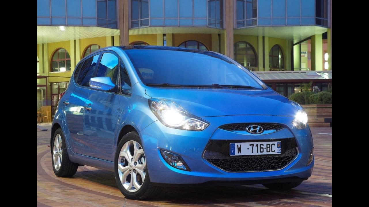 Hyundai chega próximo dos três milhões de veículos vendidos em 2010