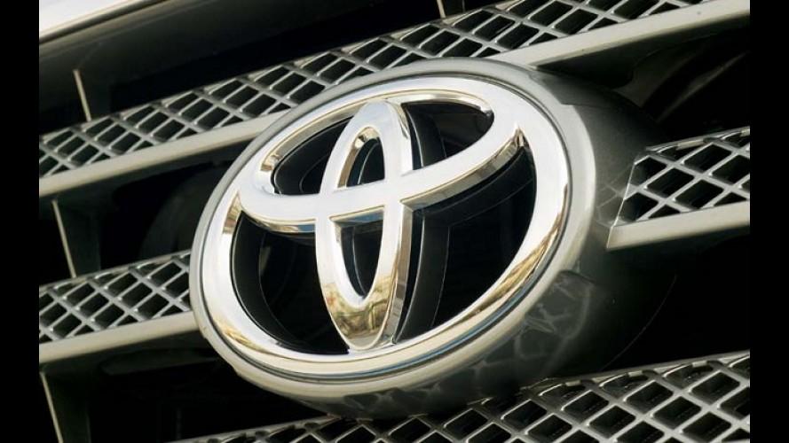 Toyota supera a VW e lidera vendas globais entre janeiro e agosto