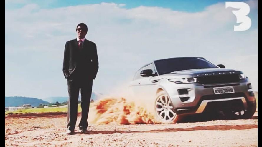 """Bufalos TV: Range Rover Evoque """"ataca"""" o próprio dono no episódio """"Sob Medida"""""""
