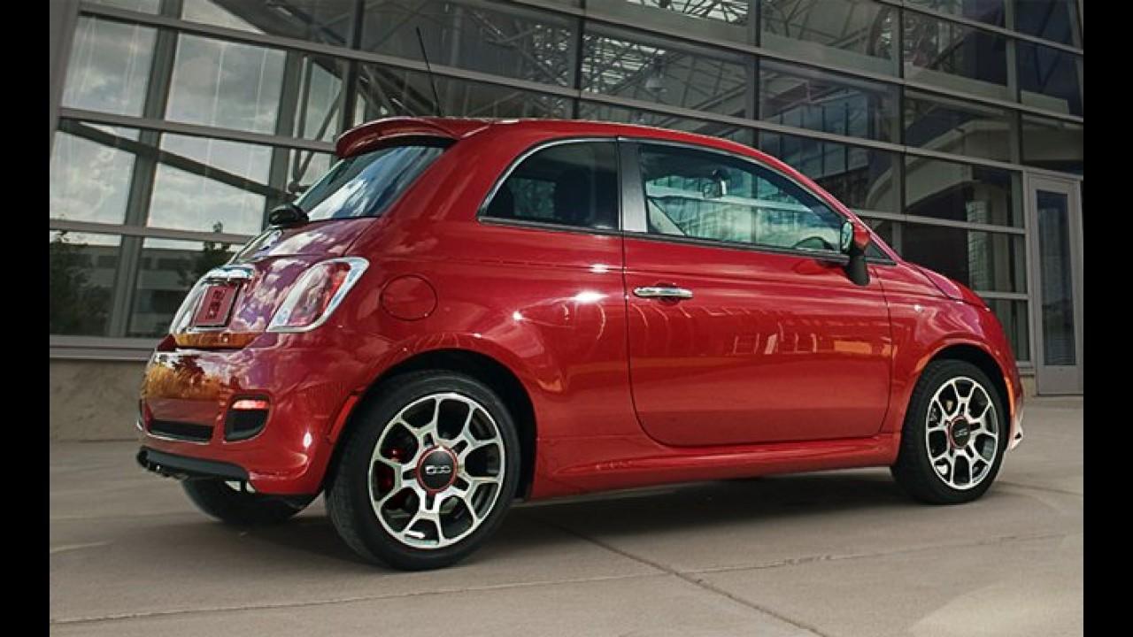 Fiat 500 alcança 100.000 unidades vendidas no Reino Unido