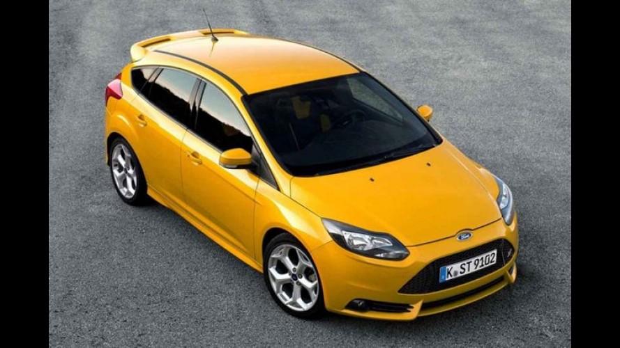 Vídeo: Primeiro comercial do Ford Focus ST nos Estados Unidos