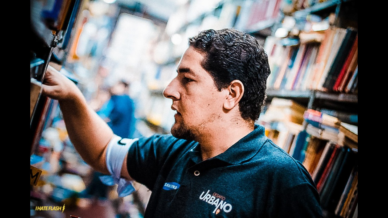 Desafio Urbano Samsung e MINI: Um dia de adrenalina