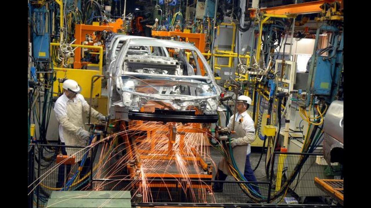 GM comemora 6 milhões de carros produzidos em São Caetano do Sul (SP)