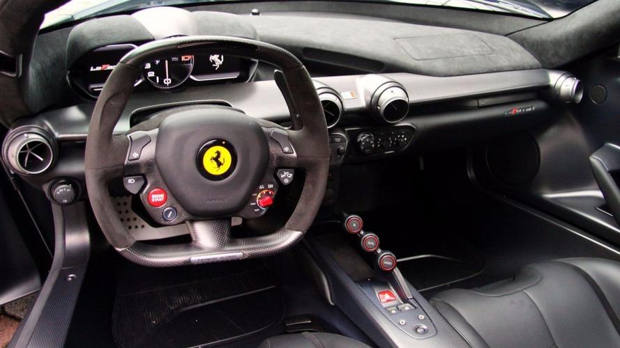Pas de Ferrari électrique dans les cartons