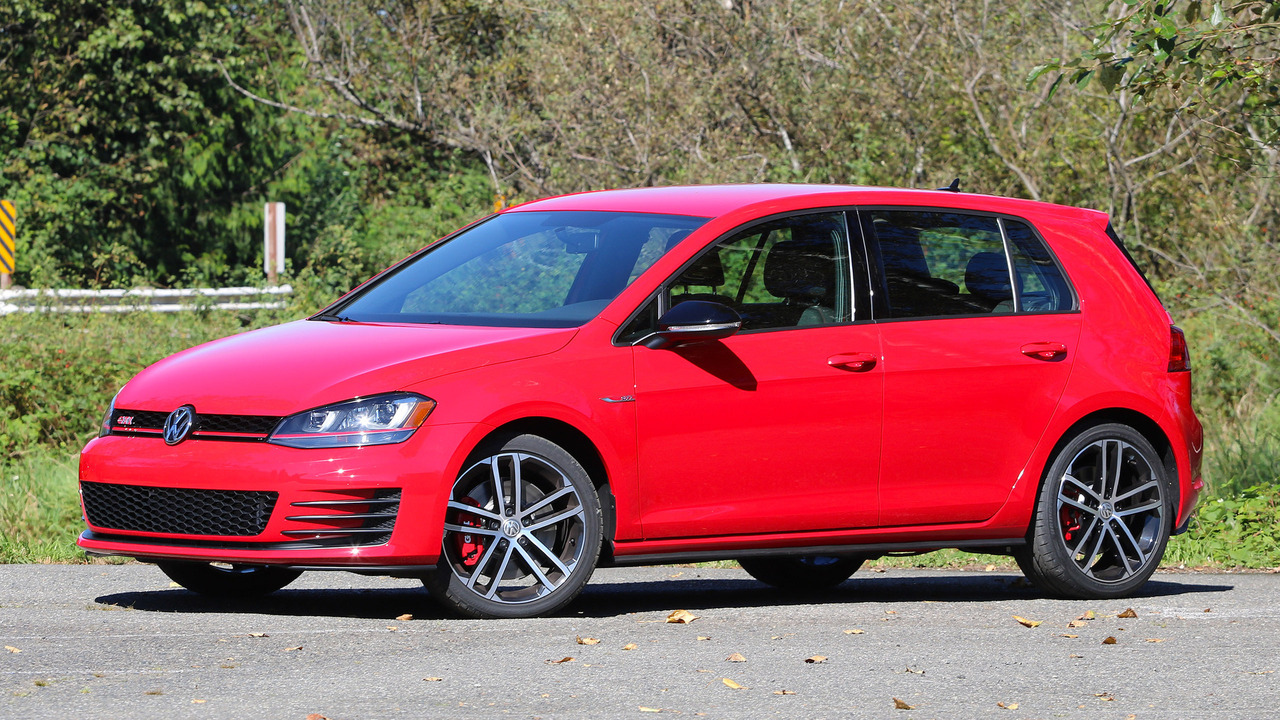 review  volkswagen golf gti sport
